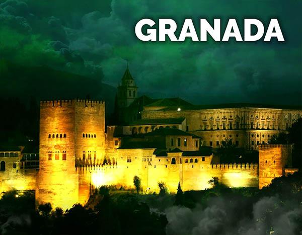 Rutas misteriosas la primera red nacional de rutas de misterio en espa a c rdoba granada - Caja granada en madrid ...