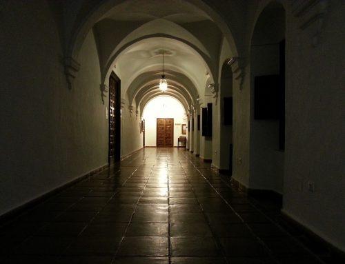 El antiguo Hospital de Agudos