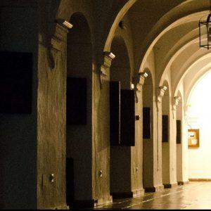 noche en el viejo sanatorio