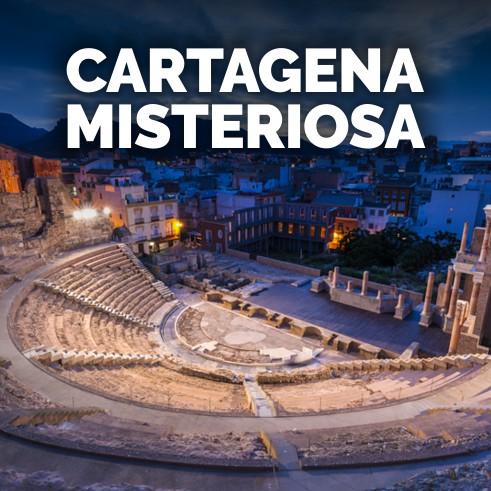 Cartagena Misteriosa