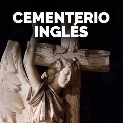 Visita nocturna Cementerio Inglés Málaga