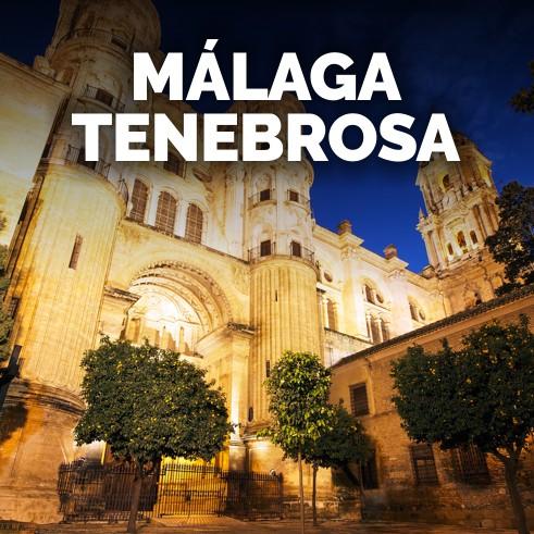 tour nocturno Málaga Tenebrosa