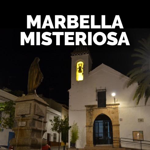 tour nocturno Marbella Misteriosa