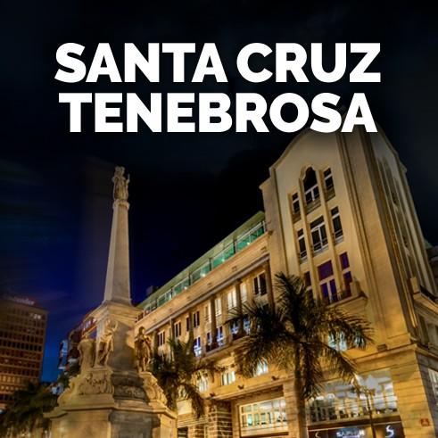 tour nocturno Santa Cruz Tenebrosa