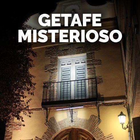 tour nocturno Getafe Misterioso