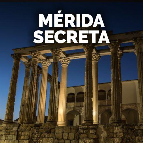 tour nocturno Mérida Secreta