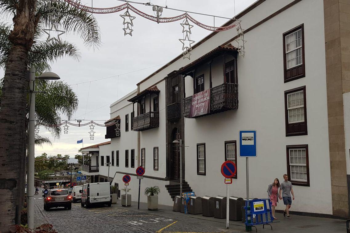 Navidad Misteriosa Puerto de la Cruz