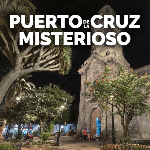 Puerto de la Cruz Misterioso
