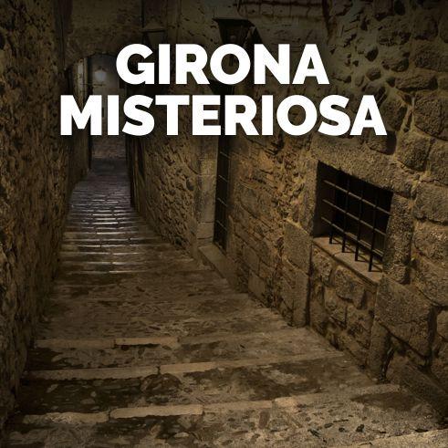 tour nocturno Girona Misteriosa