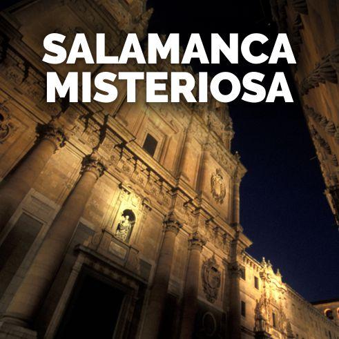 Salamanca Misteriosa