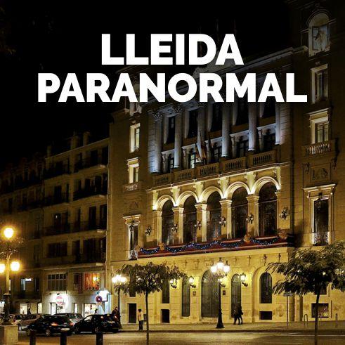 tour nocturno Lleida Paranormal