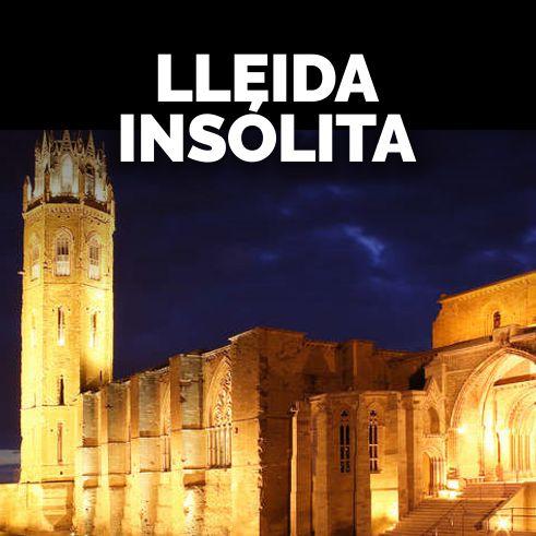 tour nocturno Lleida Insólita