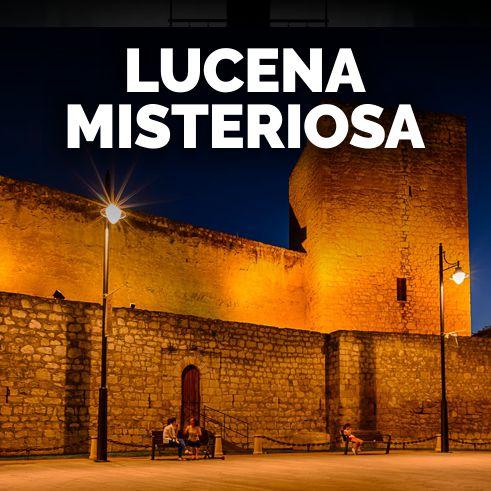 tour nocturno Lucena Misteriosa