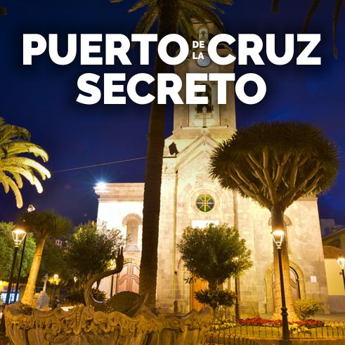 tour nocturno Puerto de la Cruz Secreto