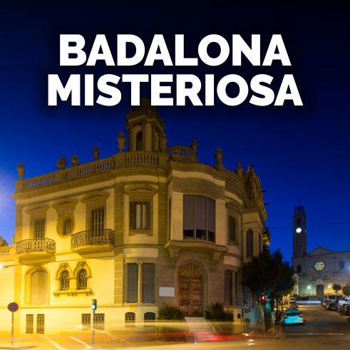 tour nocturno Badalona Misteriosa