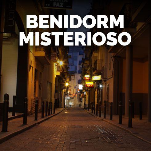 tour nocturno Benidorm Misterioso